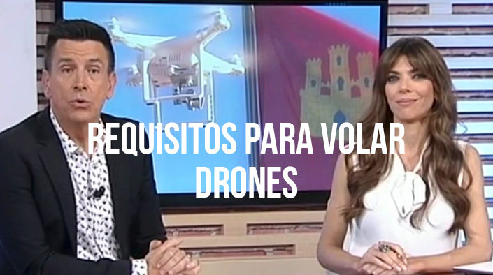 permisos dron